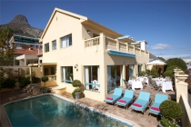 Cape Town Accommodation Bantry Bay - Villa Sunshine Guesthouse