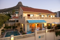 Sea Point Accommodation - Villa Sunshine Guesthouse
